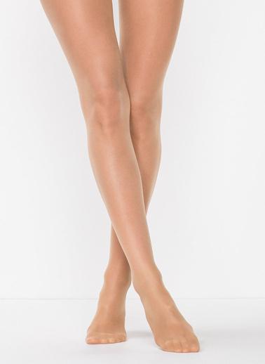 Penti Külotlu Çorap Bronz